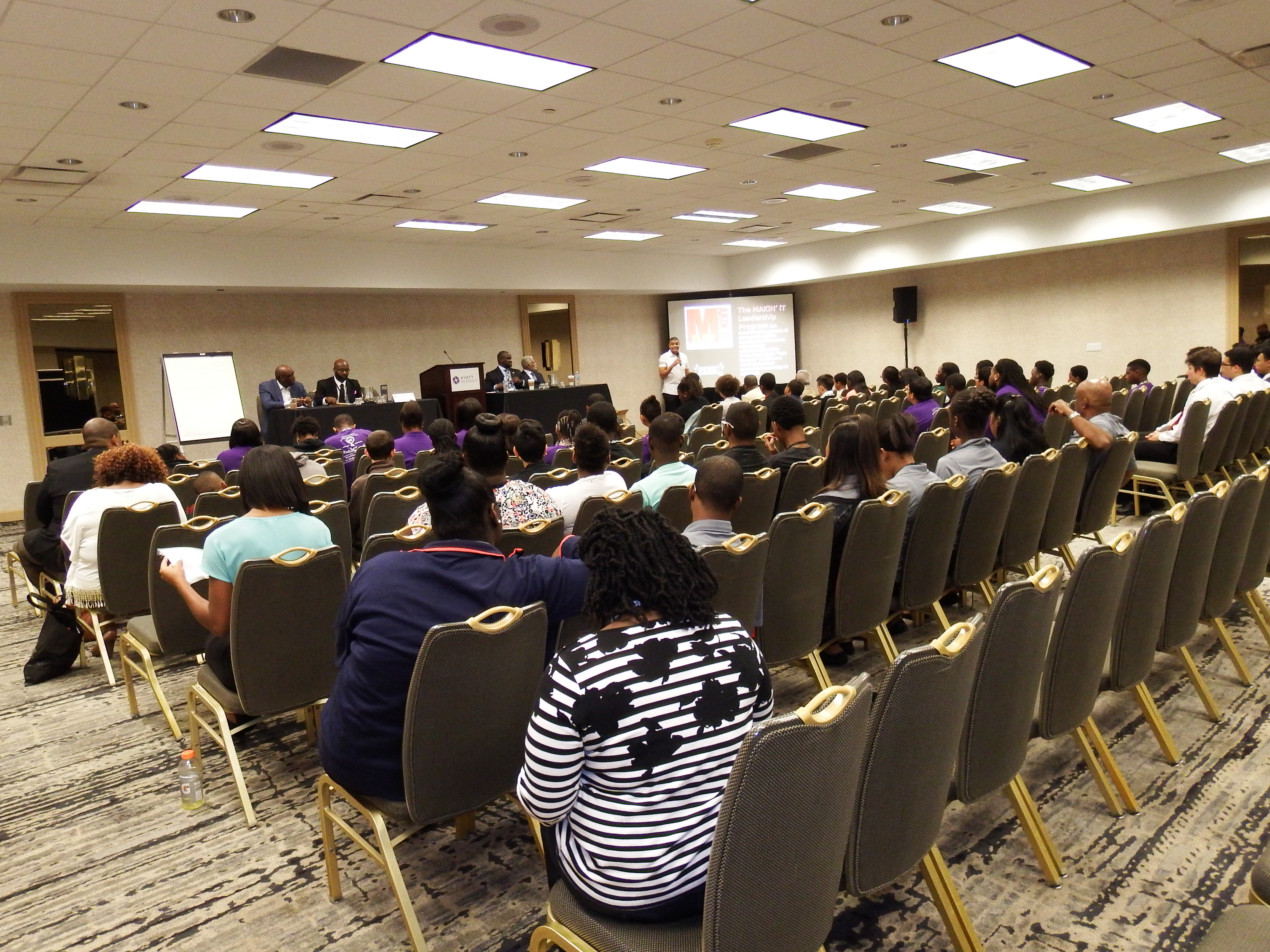 Council's Teen Workshop at the PCBC Conference in Miami