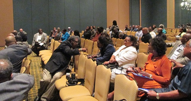2014 Adult Workshop at Preventing Crime in the Black Community Conference in Jacksonville, FL